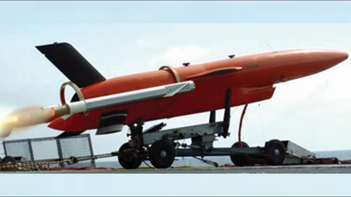 海軍花5億買「實驗型靶機」監院糾正國防部