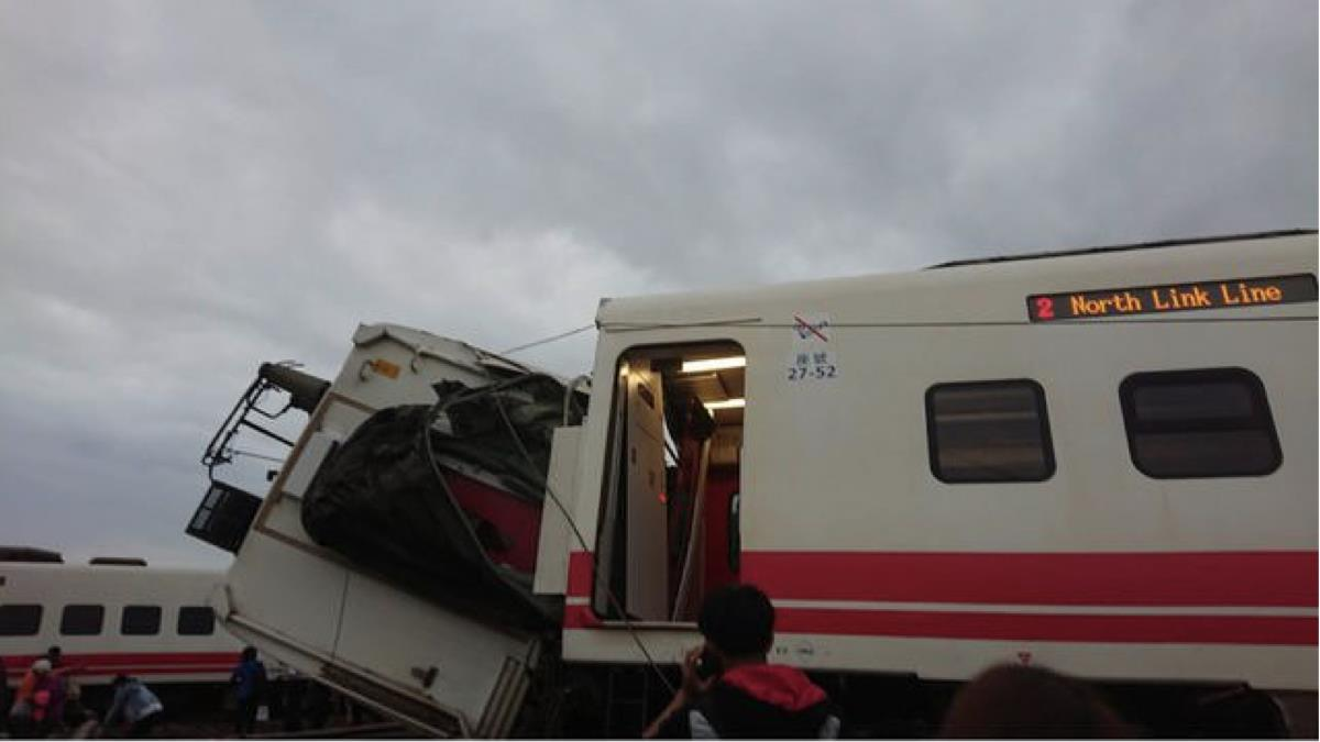 台鐵保險明台主辦 普悠瑪事故最高理賠250萬
