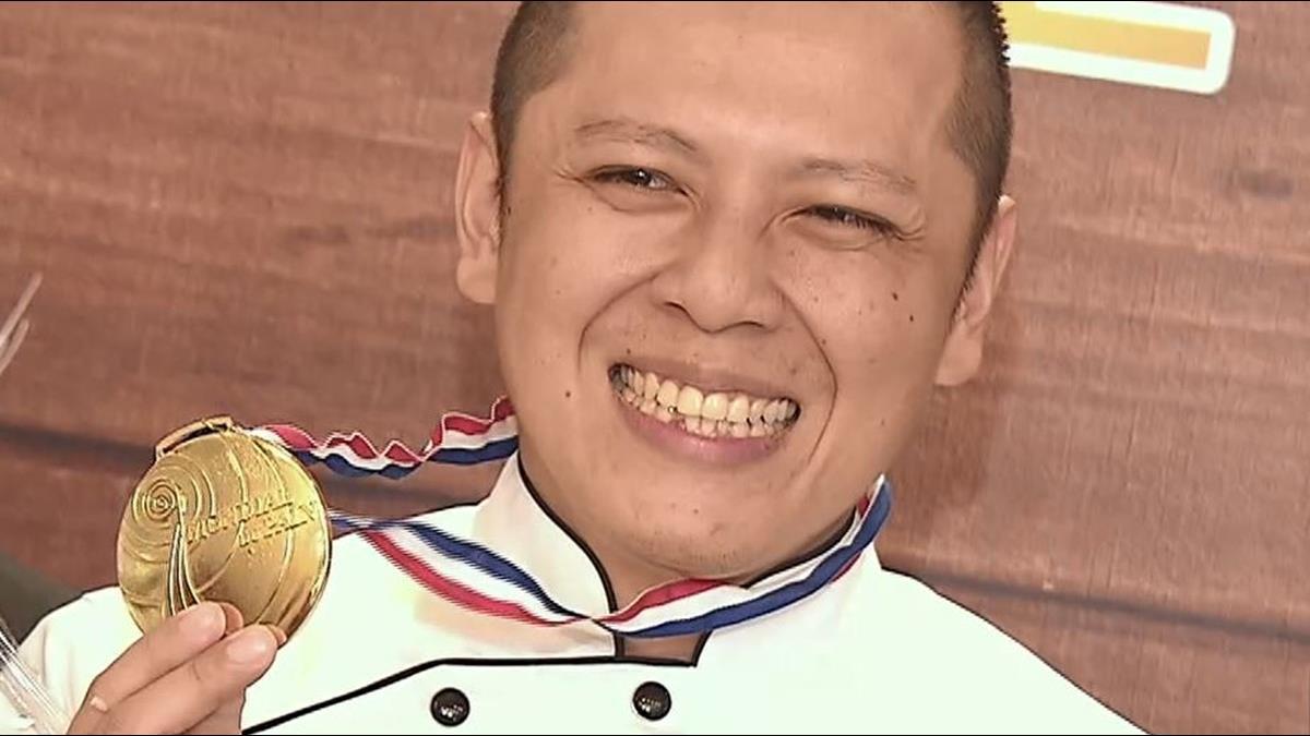 世界麵包冠軍成長路 當學徒只領15K
