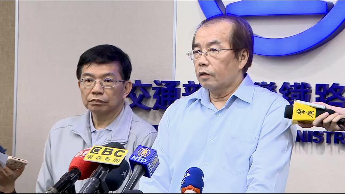 普悠瑪意外釀18死 台鐵局長鹿潔身請辭獲准