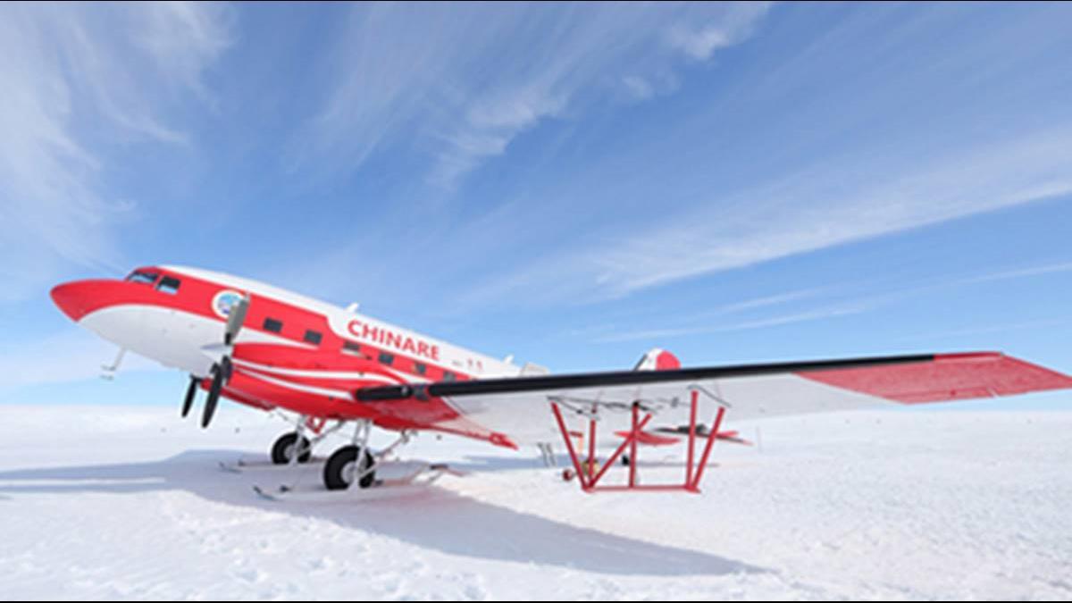 要南海不夠?陸插旗南極建機場 奪空域發言權