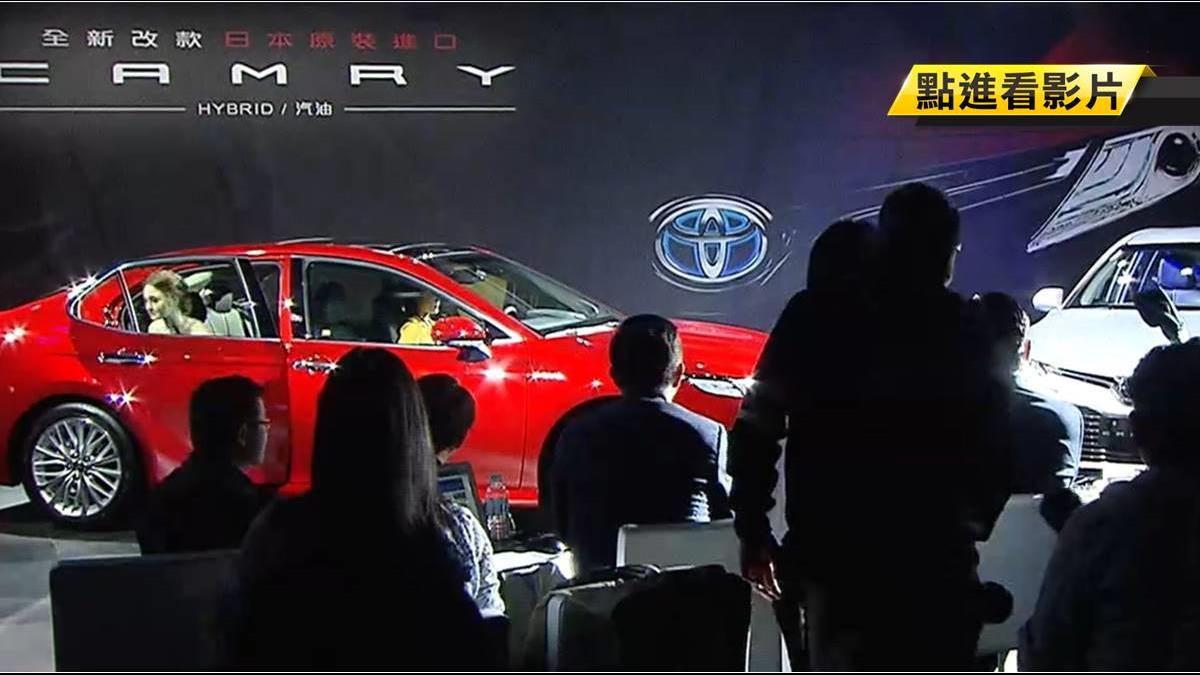 暢銷車也改進口! 進口車市佔衝近4成5