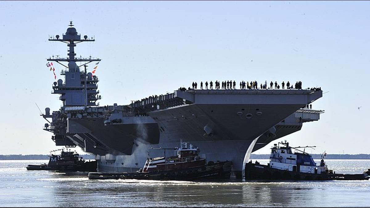 3998億最貴航母獨缺「它」!美軍:成致命弱點