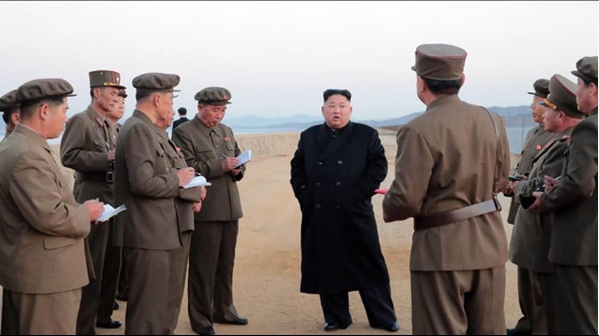 川金會白談?北韓成功測試「新武器 」川普這樣說