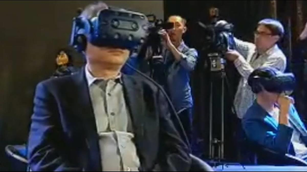 VR電影新潮流 宏達電搶搭金馬熱