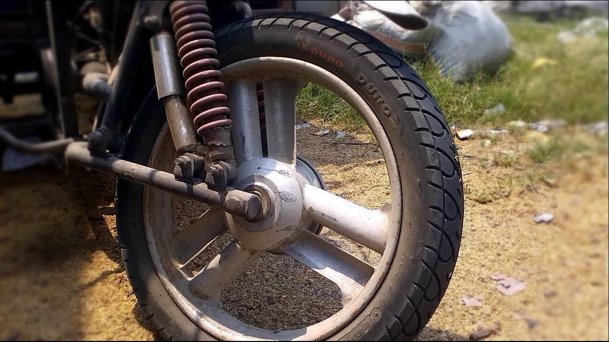 機車族罹癌率飆?輪胎送檢全違規「米其林也中」