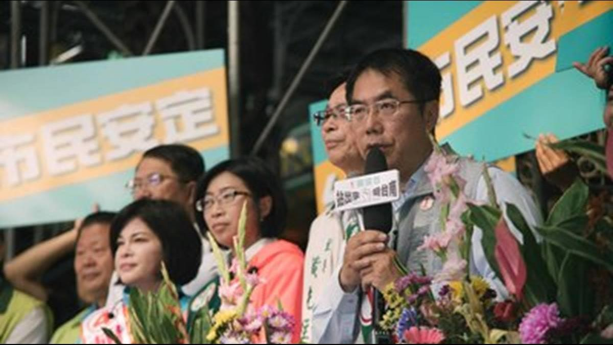 黃偉哲險勝5萬票守住台南 2經濟政策遭放大檢視