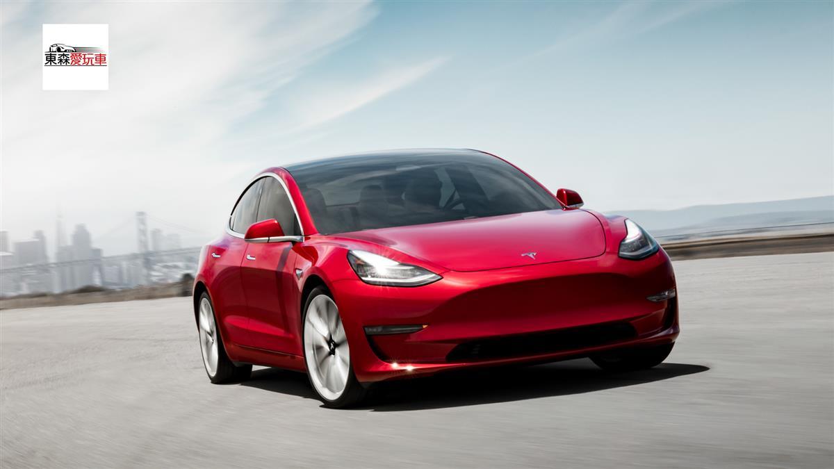 特斯拉「平價版」Model 3何時來台?馬斯克給答案了