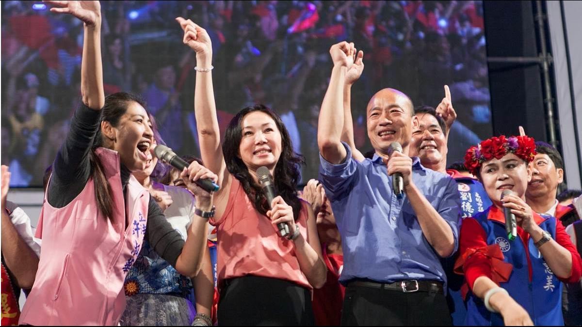 韓國瑜「拼經濟」首部曲?鴻海加碼、國巨投資不變