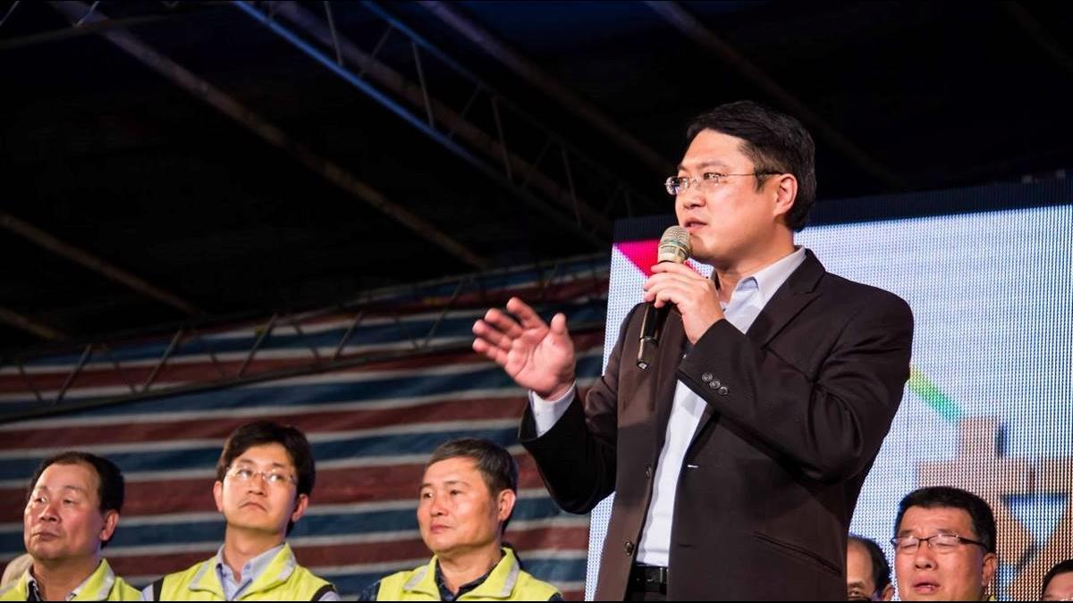 結果揭曉!林右昌確定接任民進黨代理主席