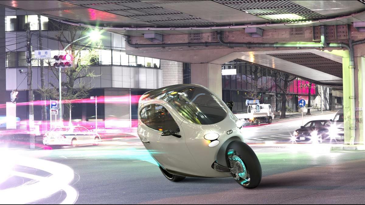 不用50萬?這公司拒蘋果投資 研發「撞不倒的二輪車」