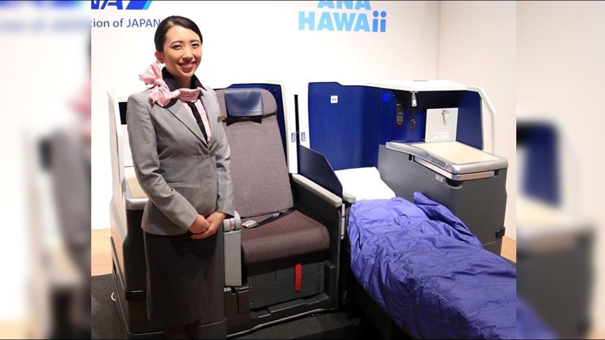 「會飛的五星飯店」全日空A380客機明年5月登場