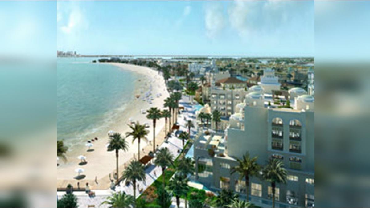 15年耗資3千億!杜拜世界島遭譏「史上最大爛尾工程」