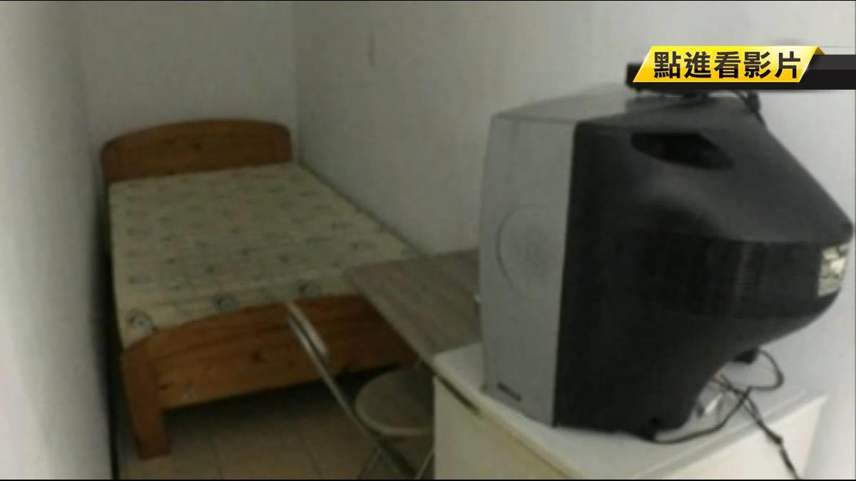 4坪廚房改裝變套房 月租喊價6800元