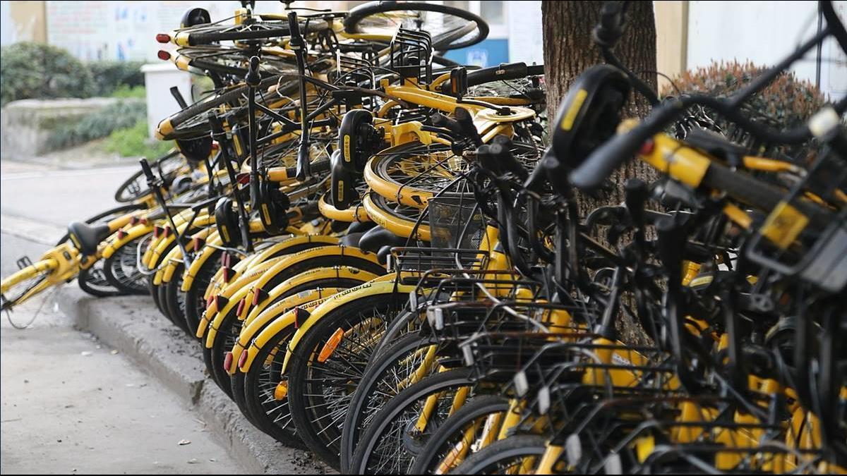 共享單車ofo驚傳破產!逾千萬人排隊追討押金90億