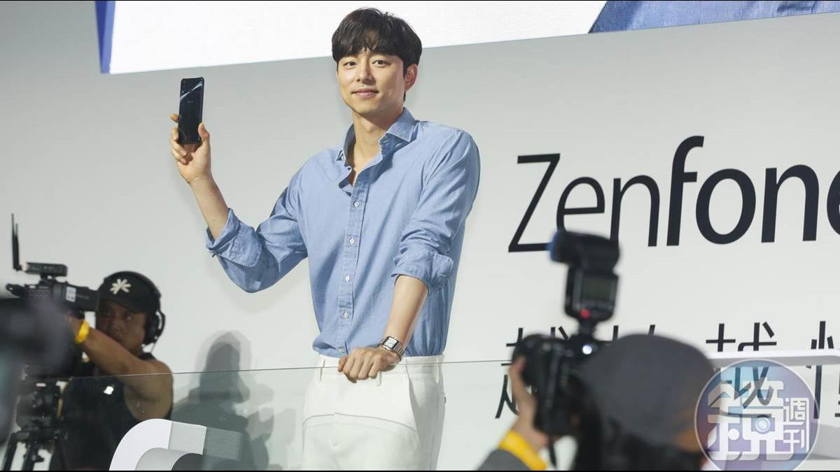 華碩「ZenFone」為何不敵小米、華為?他曝關鍵原因