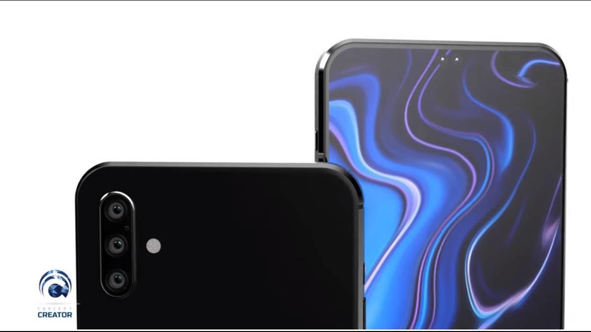 新iPhone渲染圖曝光!沒了「瀏海」還多2顆鏡頭