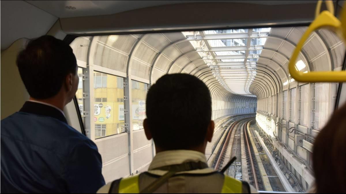 新店-新莊省20分鐘!新北環狀線第一階段月底完工