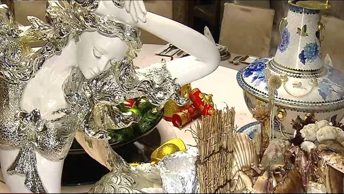 「延禧」鍋物上桌! 頂級蔘高湯滋補養胃