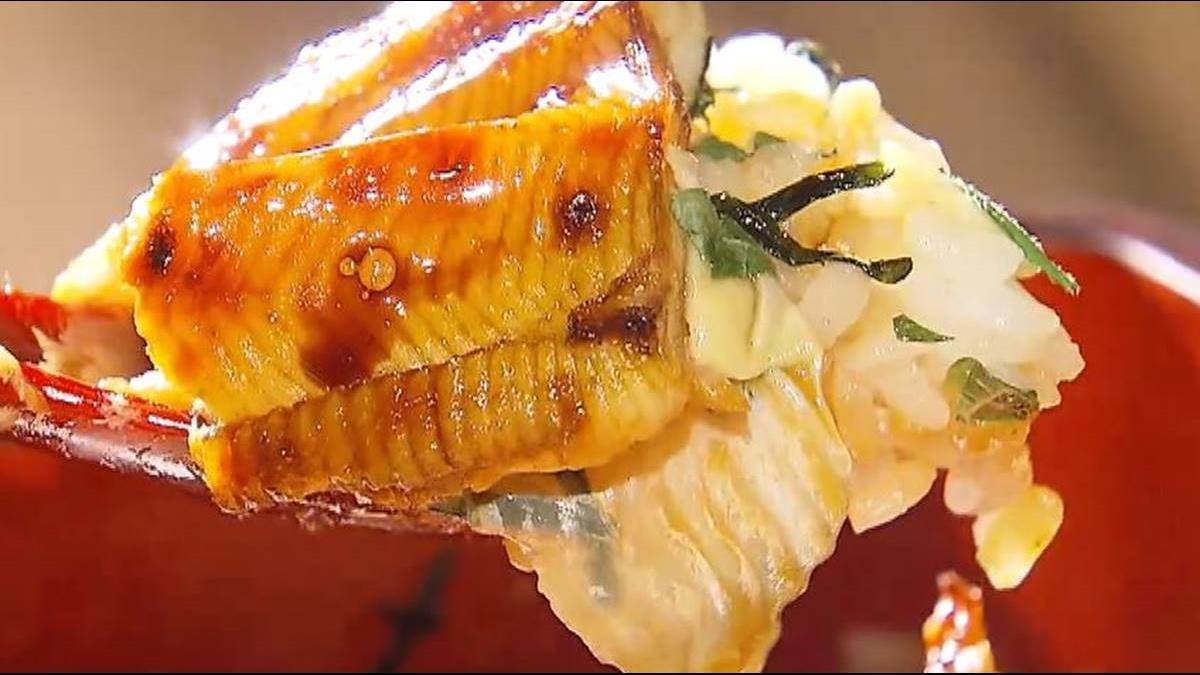 連4年東京米其林推薦 鰻魚飯用料實在