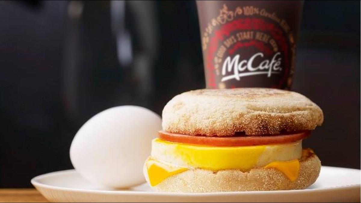 1/4營收來自早餐!麥當勞打鐵趁熱再推30元三明治
