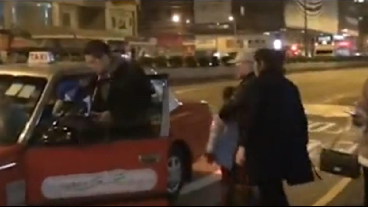 載一趟要7千?香港計程車司機跨年夜把旅客當肥羊