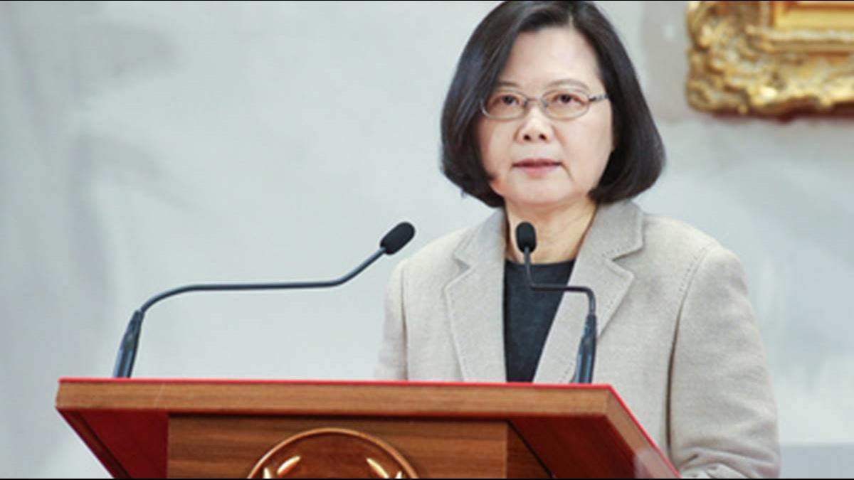 遭大老逼宮?蔡英文:向世界表達台灣人心聲更重要