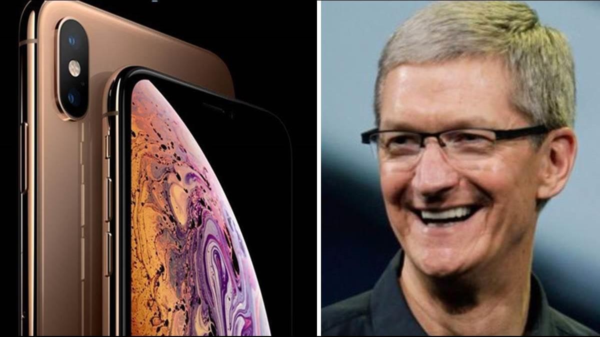 蘋果換電池優惠喊卡有卦?庫克認了下修財測主因