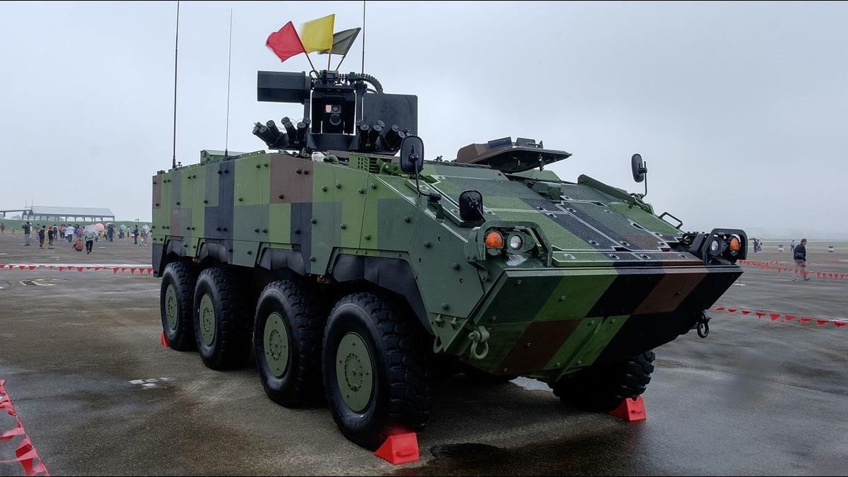 「違規用陸製液壓泵」雲豹車爆21大缺失 國防部回應