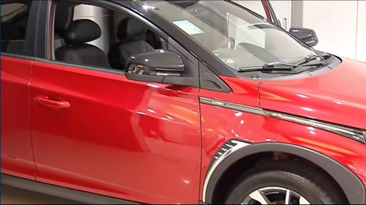 國產車新年促銷 送價值10萬美國旅遊