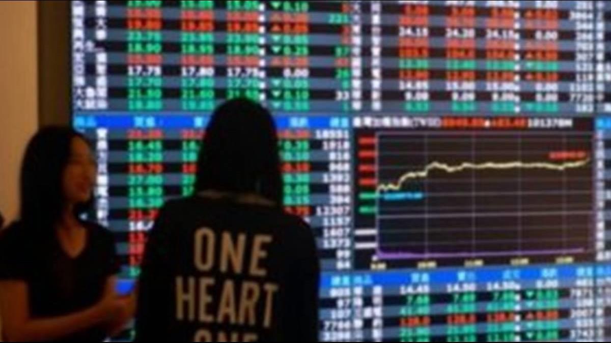 美股強彈台股破底翻 開盤大漲136點