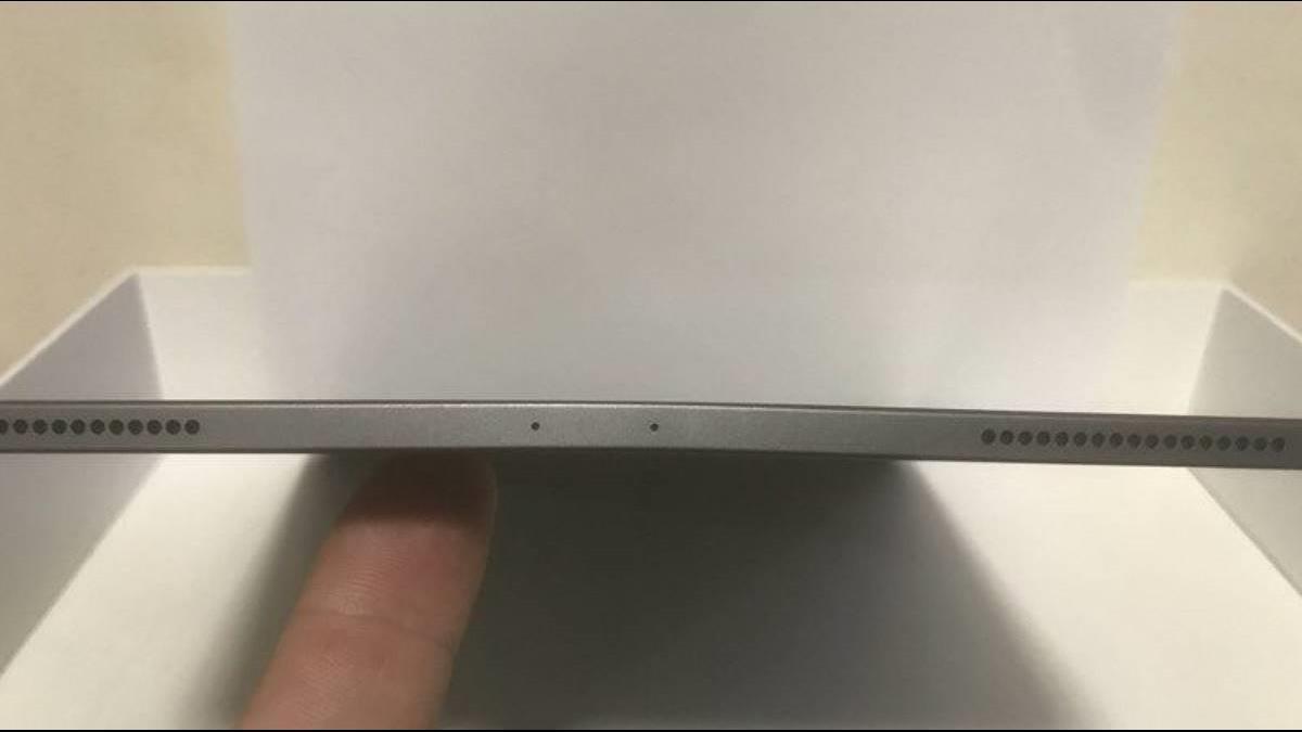 買到彎彎的iPad Pro?蘋果公告「14天內全額退貨」