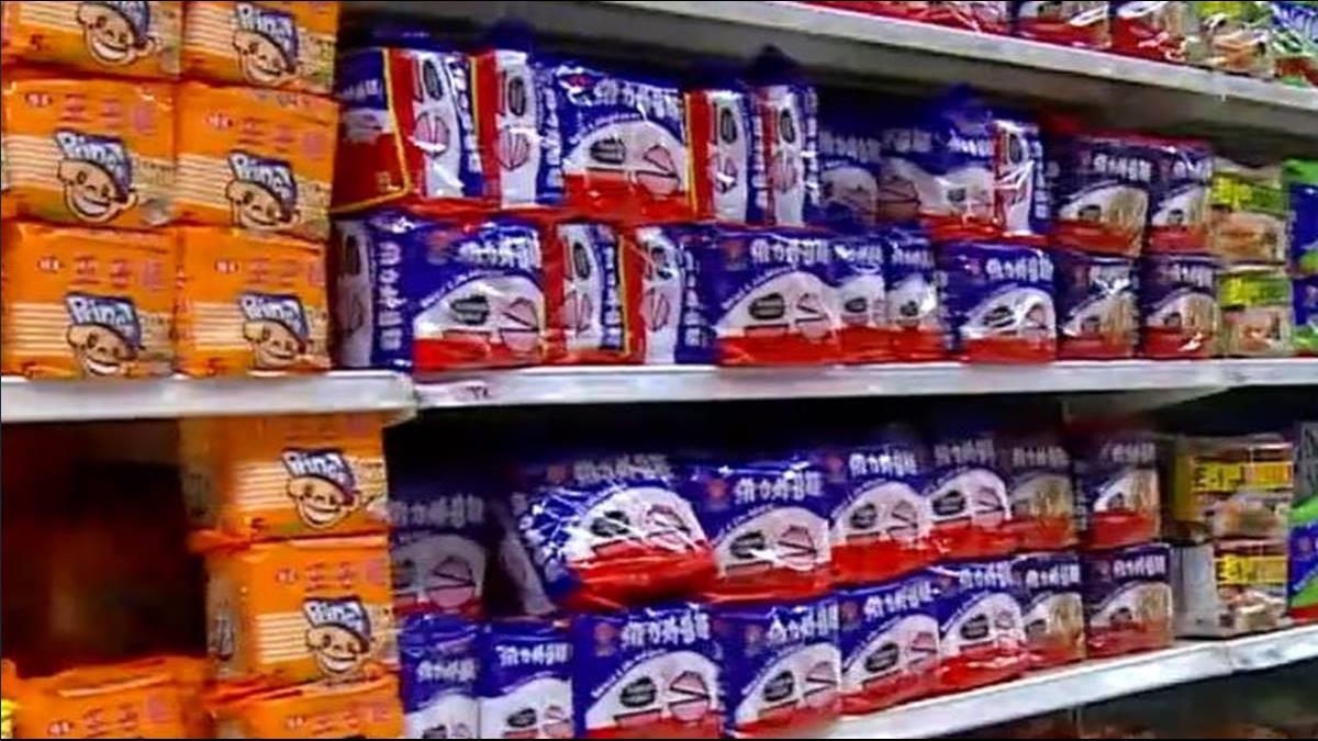 國人年吃8.6億包泡麵 印尼口味入榜!
