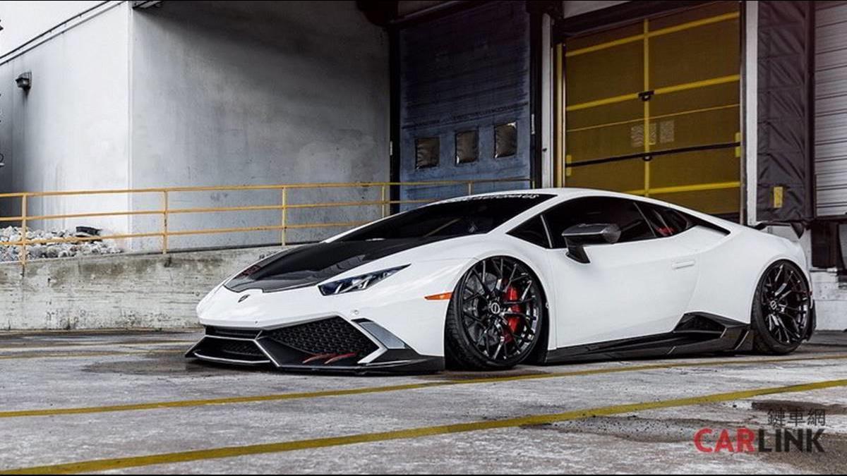 誰說舊車一定會掉漆!Lamborghini Huracan小牛猛改版