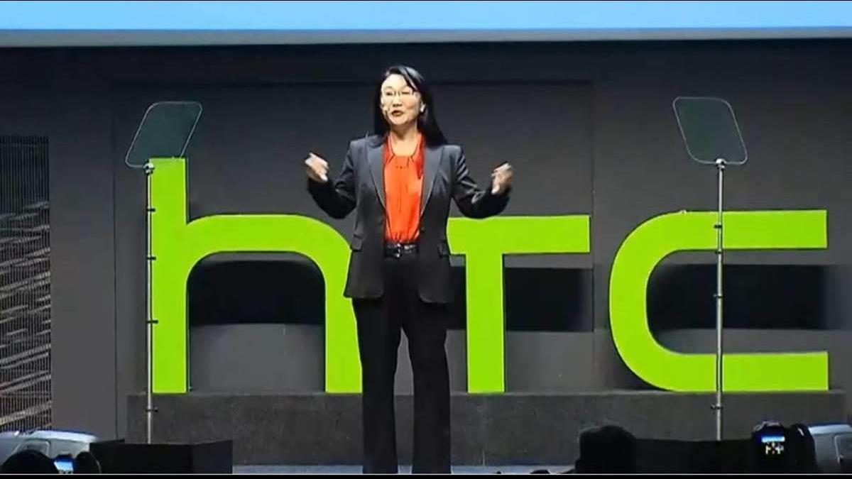 「真正旗艦跟著5G走」王雪紅:未來不再只賣硬體