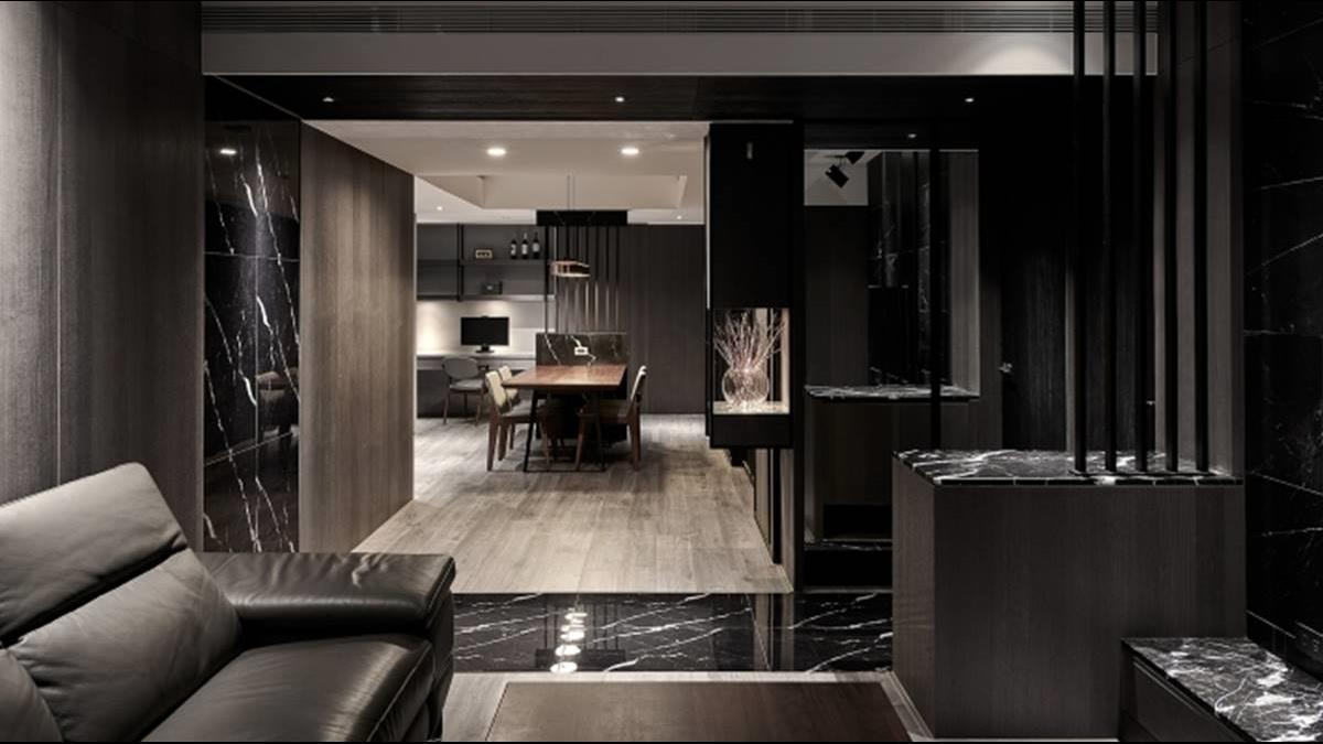 40年老公寓大變身!她砸288萬打造時尚現代宅