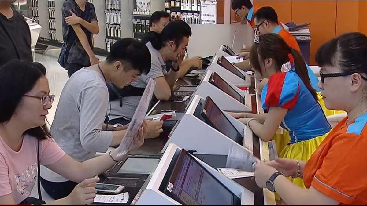 削價求售?陸媒驚爆蘋果「這款新機」降破2000元