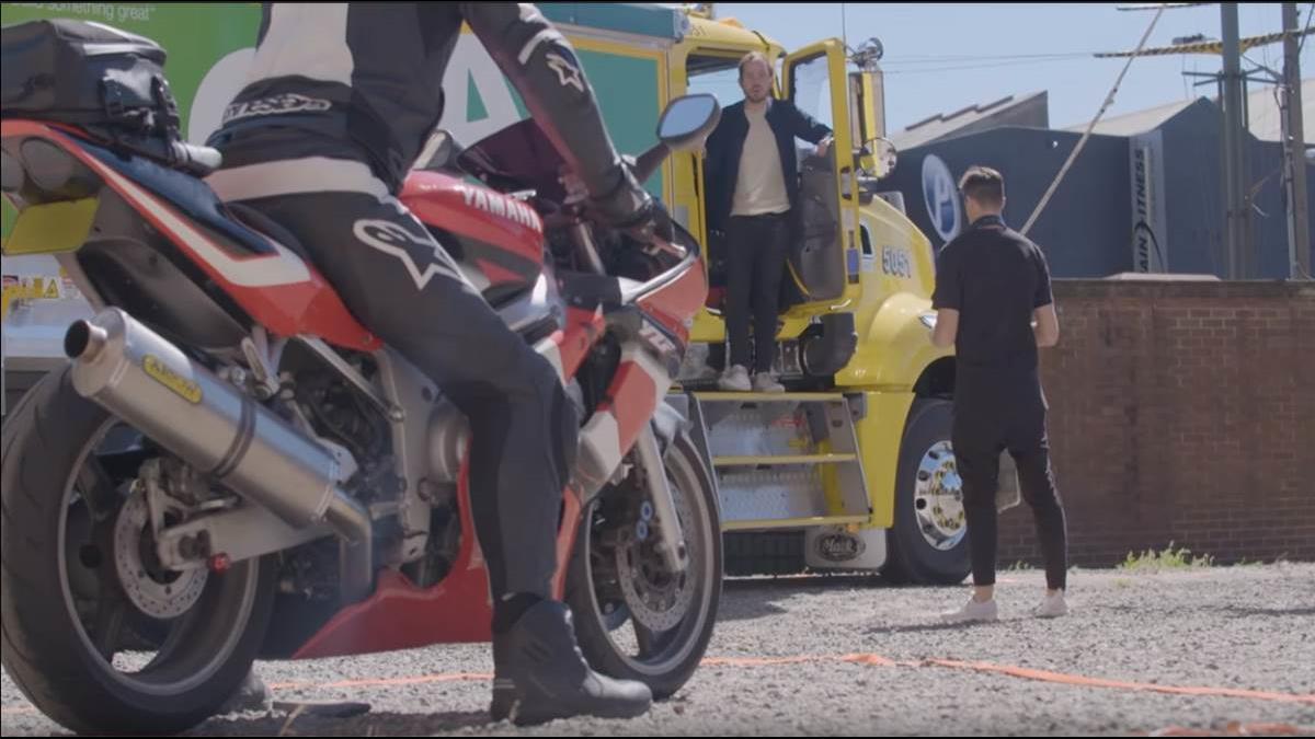 大型車死角有多大?實測影片驚曝「3奪命視角」