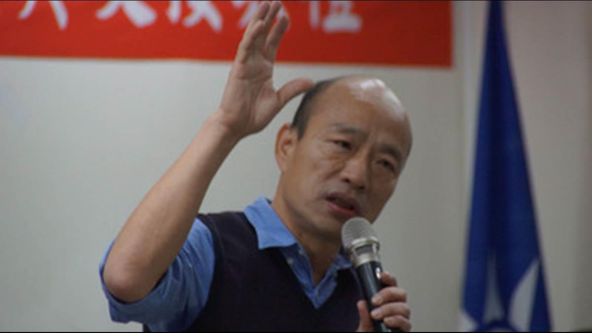 「高雄百年來首成焦點」韓國瑜攔胡台南搶下15億投資案