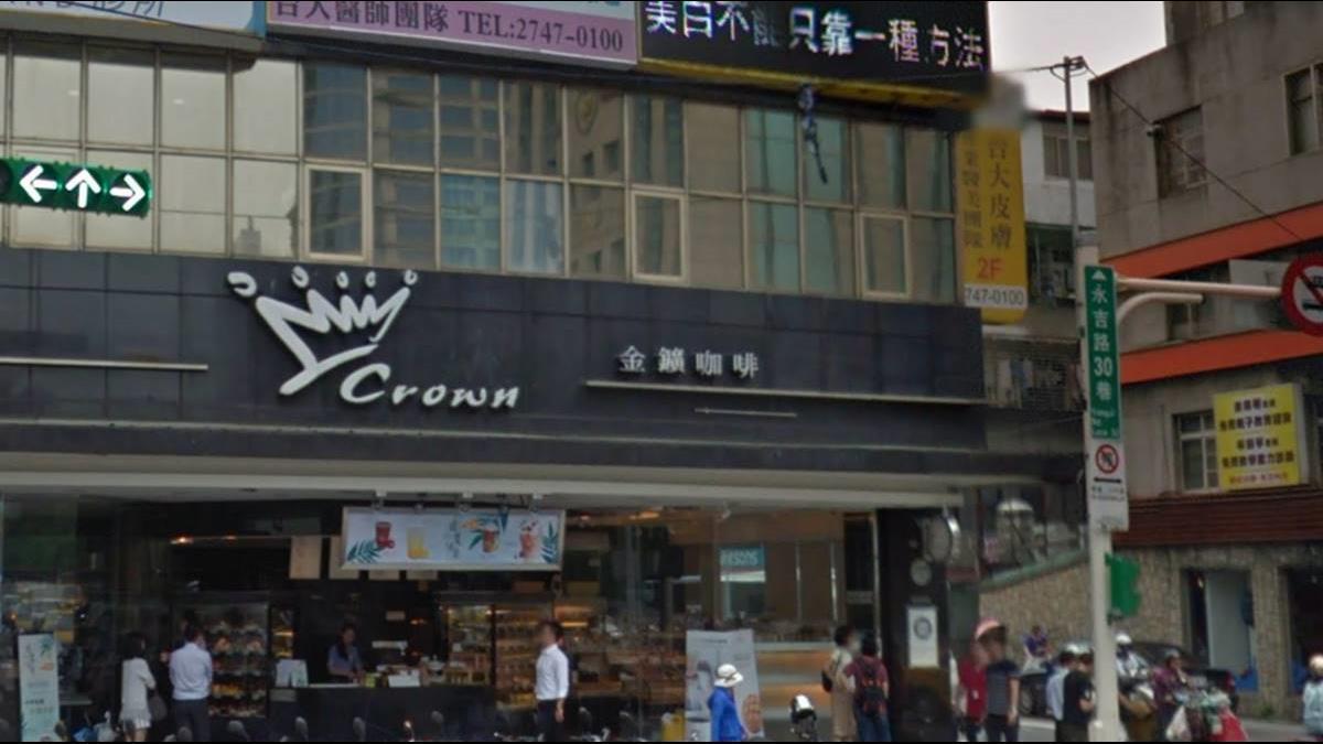 撐不住高租金!「金礦咖啡」台北首家三角窗分店收攤