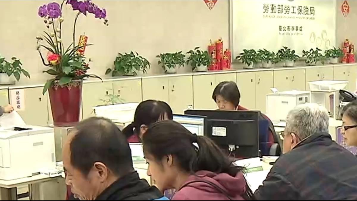 勞動基金慘賠1227億元 勞動部:績效優於大盤