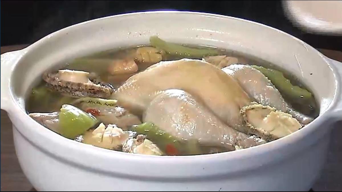 五星飯店主廚教戰 「無苦味」長年菜雞湯