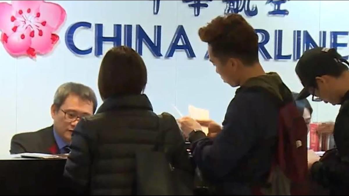 華航罷工持續 電子業憂心「貨出不去」