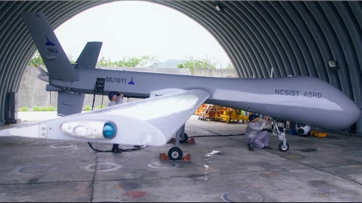 偵蒐變攻擊?政院砸34億打造新戰備「騰雲無人機」
