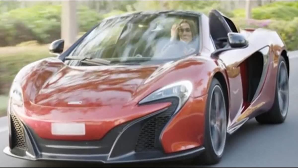 杜拜富豪不到2年就換車 助夯二手跑車市場