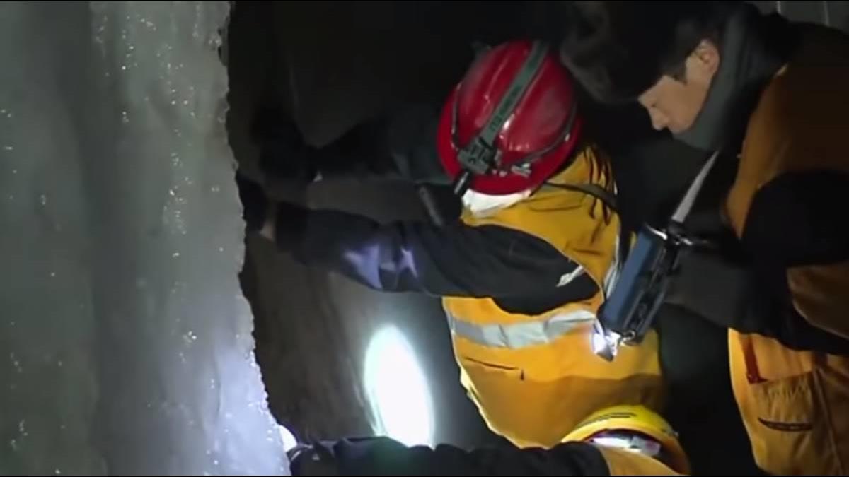 搏命工作守護乘客!隧道打冰人「10年沒回家圍爐」