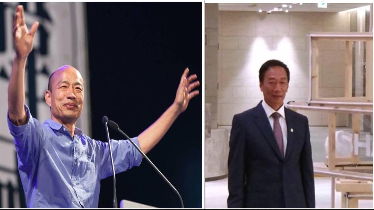郭台銘「未承諾投資高軟800億」韓國瑜這樣說