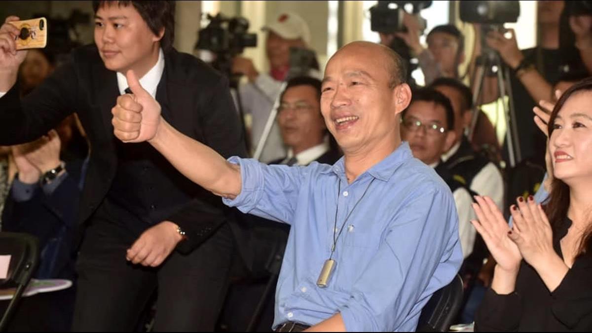 韓國瑜怒轟國家隊搶單「有問題」?農委會急澄清