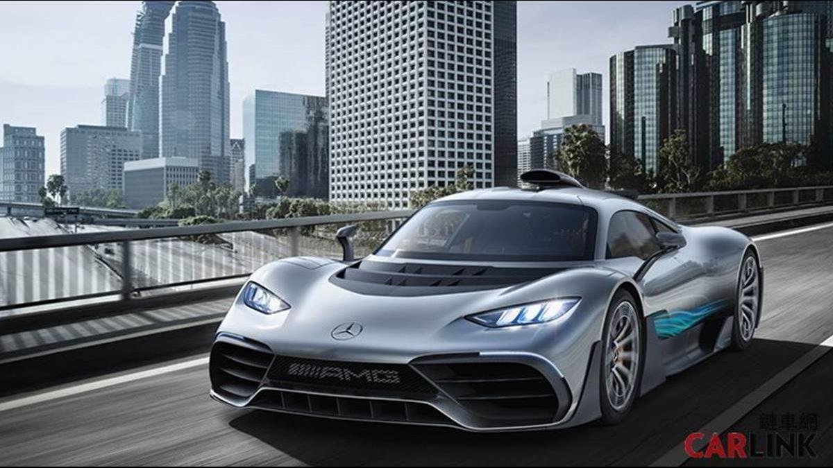 買車還要蓋手印?Mercedes-AMG One「客製化」新亮點