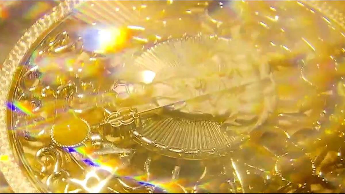 西藏轉經輪延伸! 寶石轉經盤替亡者祈福